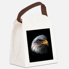 EagleRight Canvas Lunch Bag