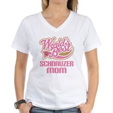Schnauzers Mom Shirt