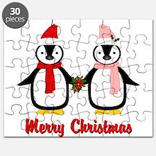 Merry Penguins Puzzle