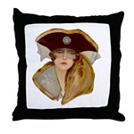 Glamour Girl - Beatrice Throw Pillow