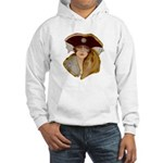 Glamour Girl - Beatrice Hooded Sweatshirt