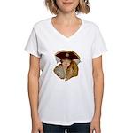 Glamour Girl - Beatrice Women's V-Neck T-Shirt