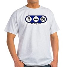 eatsleep-farm T-Shirt