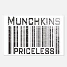 Munchkins Priceless Postcards (Package of 8)