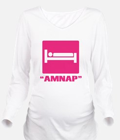 AMNAP (As Many Naps As Possible) T-Shirt