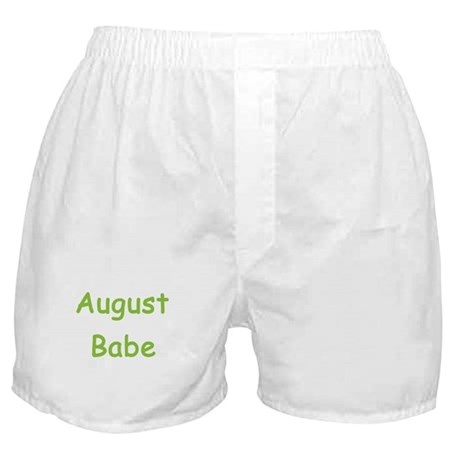 AUGUST Boxer Shorts