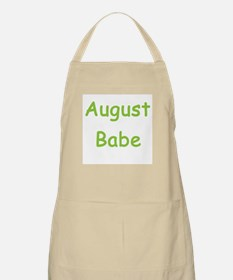 AUGUST BBQ Apron