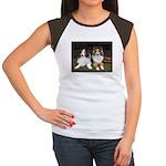 Friends Women's Cap Sleeve T-Shirt