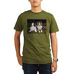Friends Organic Men's T-Shirt (dark)