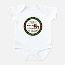 Army Sniper Custom Logo Infant Creeper