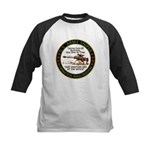 Army Sniper Custom Logo Kids Baseball Jersey