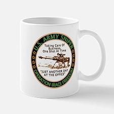 Army Sniper Custom Logo Mug