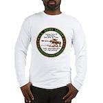 Army Sniper Custom Logo Long Sleeve T-Shirt