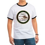 Army Sniper Custom Logo Ringer T