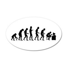 Evolution Wall Decal