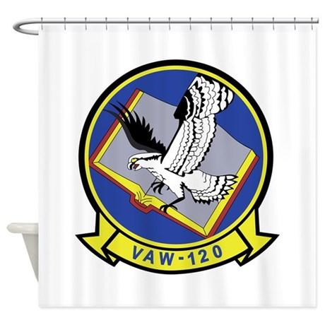 VAW-120 Shower Curtain by peter_pan03