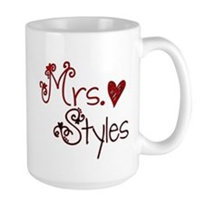 Mrs. Harry Styles Mug