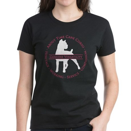 About Time Cane Corso Logo T-Shirt