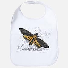 Deaths-head Hawkmoth Moth Bib