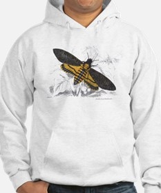 Deaths-hed Hawkmoth Moth (Front) Hoodie