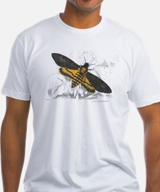 Deaths-hed Hawkmoth Moth (Front) Shirt