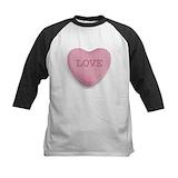 Candy heart Baseball Jersey