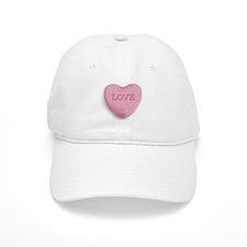 Candy Heart Baseball Cap