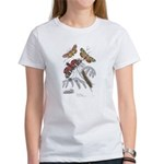 Moth Insects Women's T-Shirt