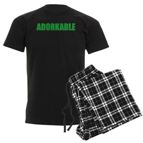 Adorkable Men's Dark Pajamas