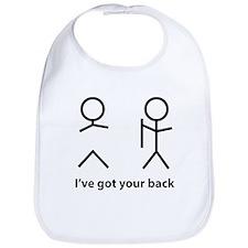 I've got your back Bib