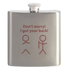 Don't worry! I got your back! Flask