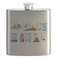April Fools SPECIAL Flask
