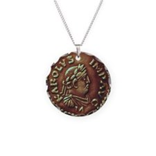 Charlemagne Coin Necklace