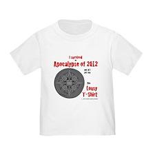 Apocalypse Survivors Shirt T