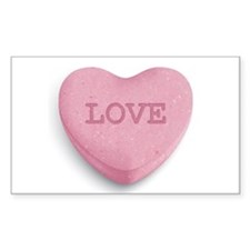 Cute Candy hearts Decal
