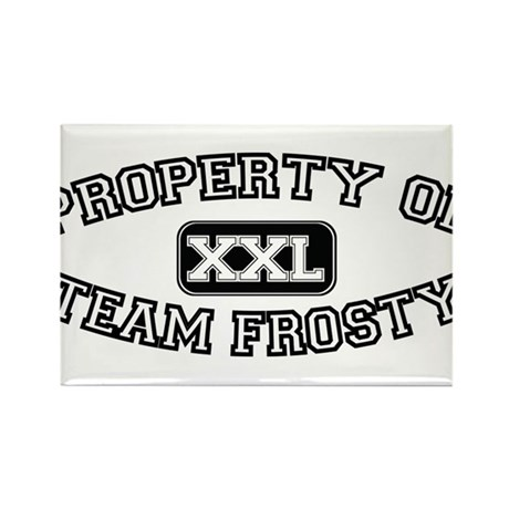 Property of Team Frosty.png Rectangle Magnet (100