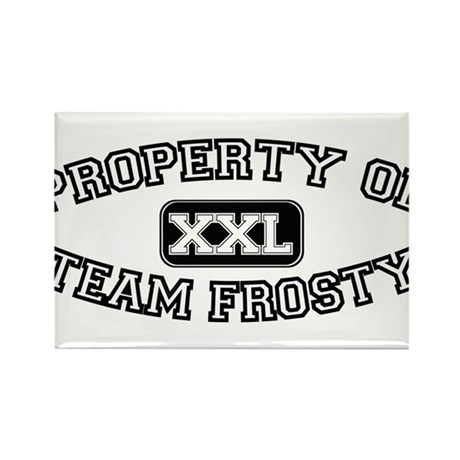 Property of Team Frosty.png Rectangle Magnet