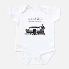 1958 Edsel Infant Creeper