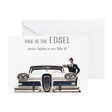1958 Edsel Greeting Cards (Pk of 10)