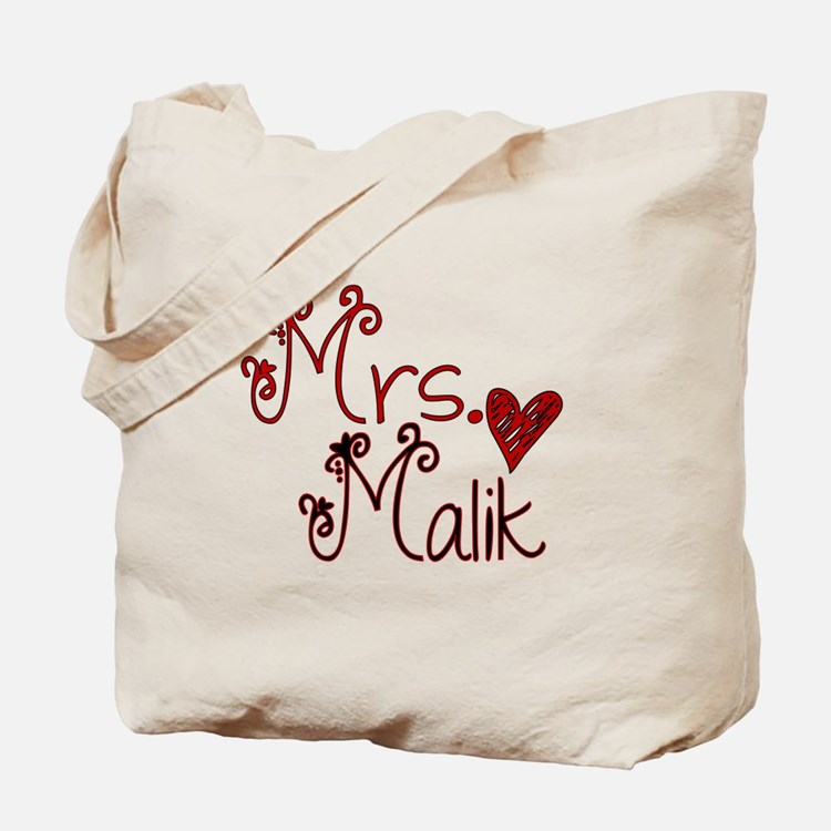 Mrs. Zayn Malik Tote Bag