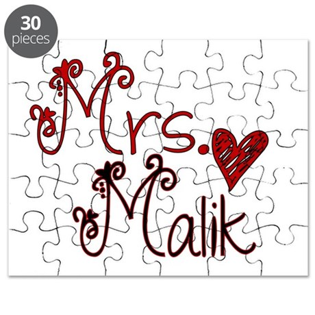 Mrs. Zayn Malik Puzzle