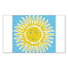 Argentina Sol Decal