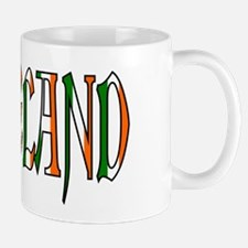 Heart Ireland Mug