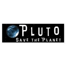 Pluto - Save the Planet