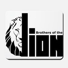 Brothers of the Lion Mousepad