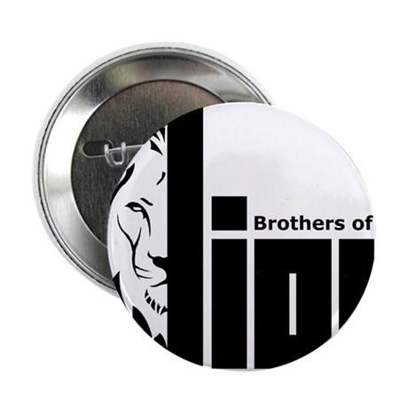 "Brothers of the Lion 2.25"" Button"