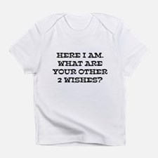 Here I Am What Are Your Other 2 Wishes? Infant T-S