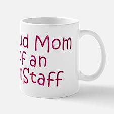 Proud mom of an AmStaff Mug