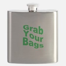 Grab Your Bags Flask