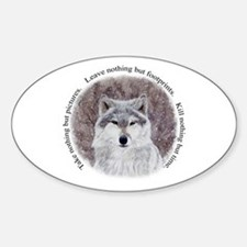 Timeless Wisdom Sticker (Oval 10 pk)